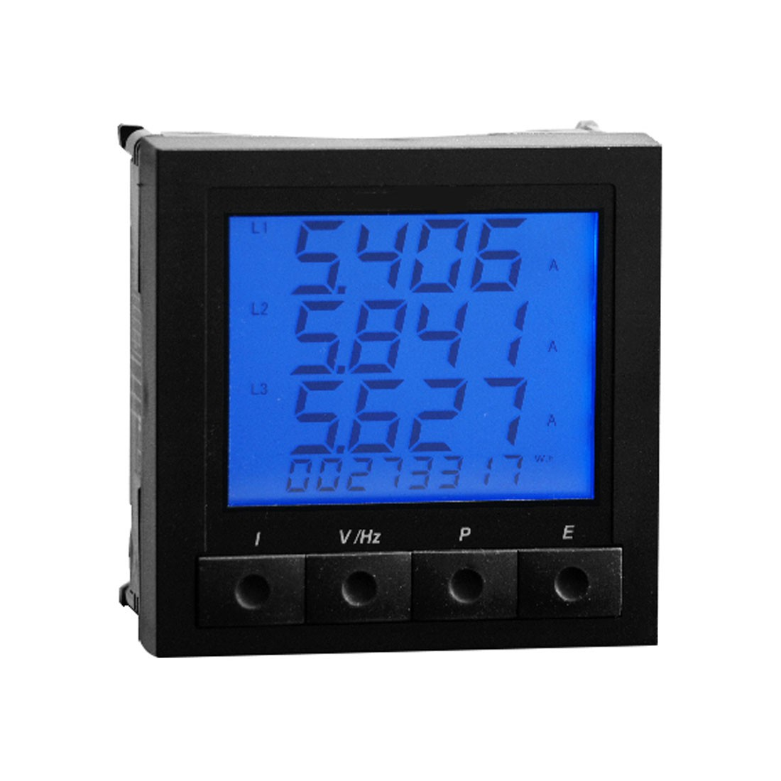 M850 Series Multitek MultiPower Multifunction AC or DC Digital Power Meter
