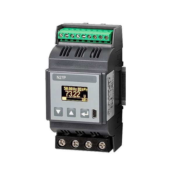 N27P Rail Mounted 1- Phase Network Meter