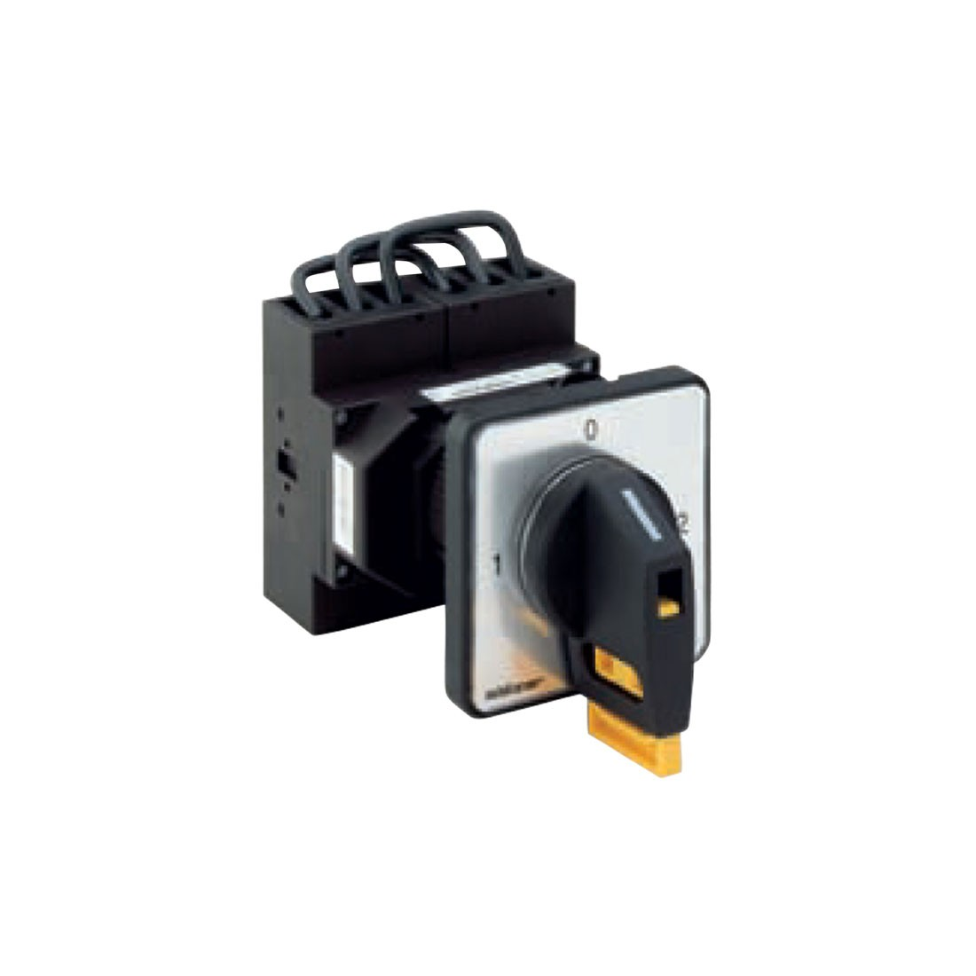 Salzer Changeover On-Off Switches - Front Mount - Single Hole Mounting