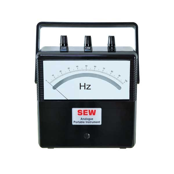 ST-2000 Hz Portable Analog Frequency Meter