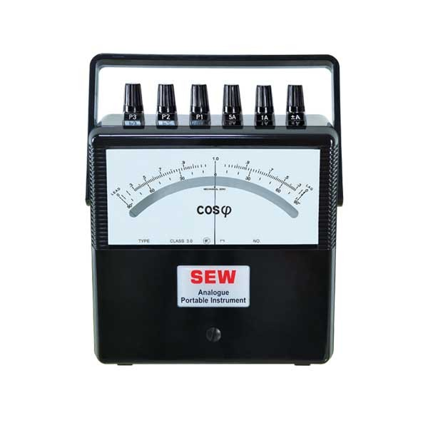 ST-2000 Cos Portable Power Factor Meter