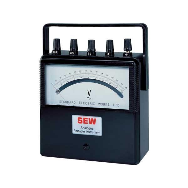 ST-2000 V Portable Analog Voltmeter