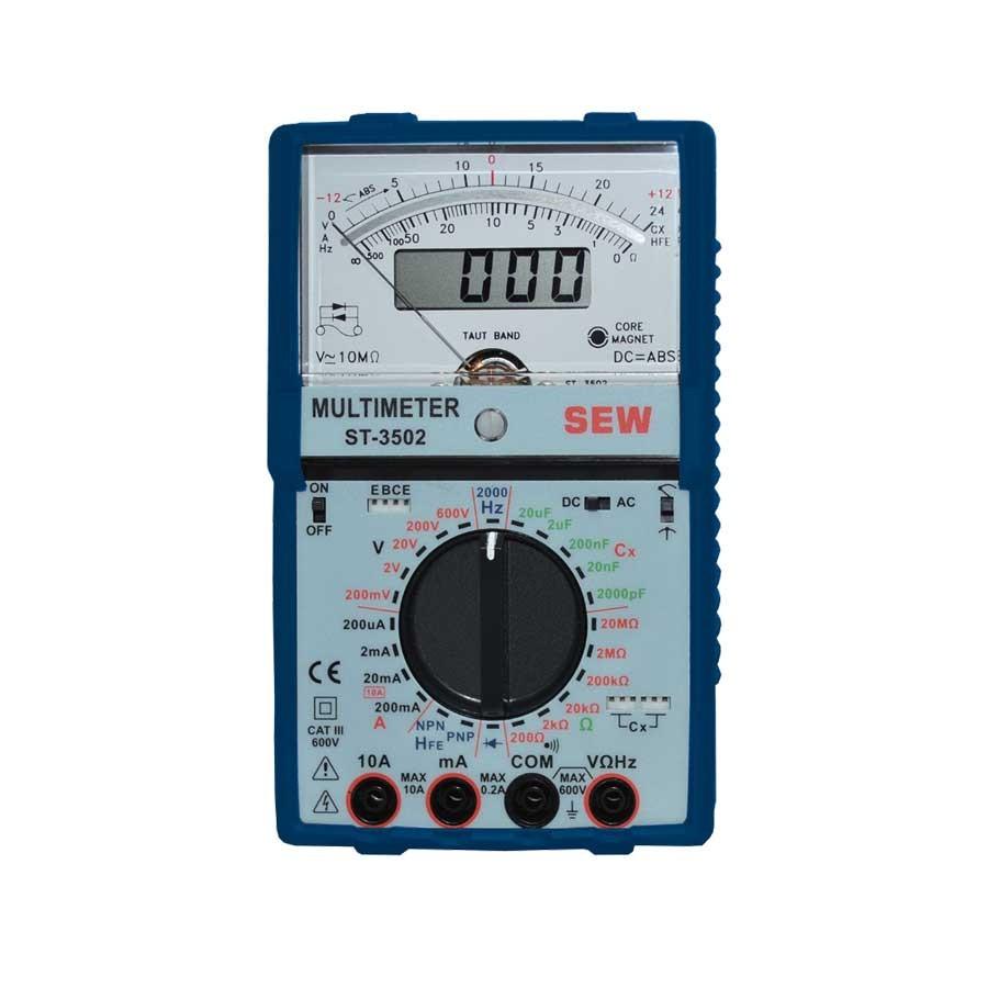 ST-3502 Analogue+Digital Multimeter