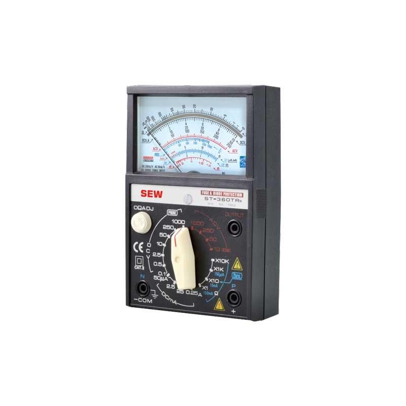 ST-360TRn Analogue Multimeter