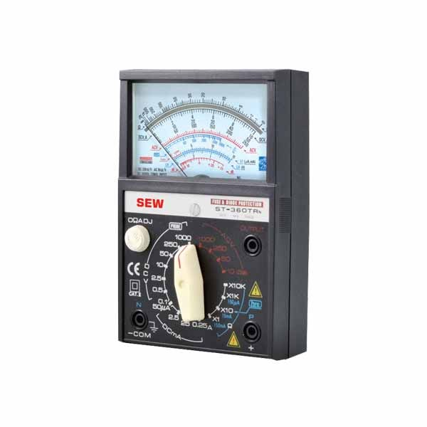 ST-360TRn Analogue Multimeter