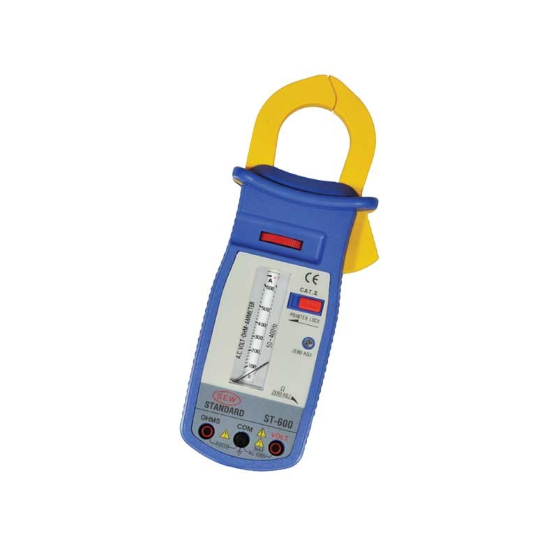 ST-600 Rotary Scale Clamp Meter