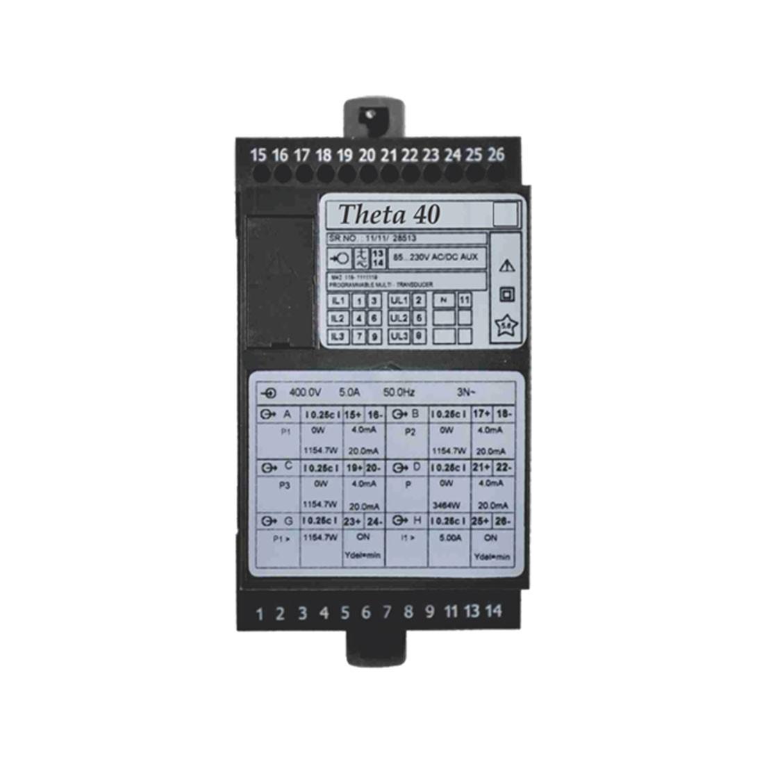 Theta 40 Multi-variable AC to DC Transducer