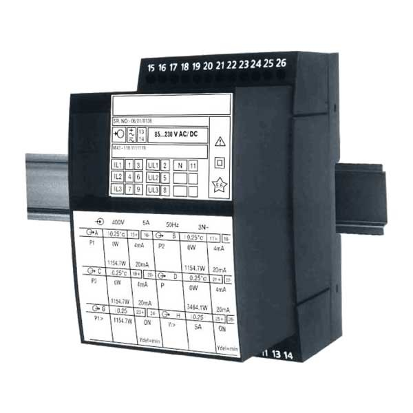 Theta 40 Multi-variable AC to DC Transducer