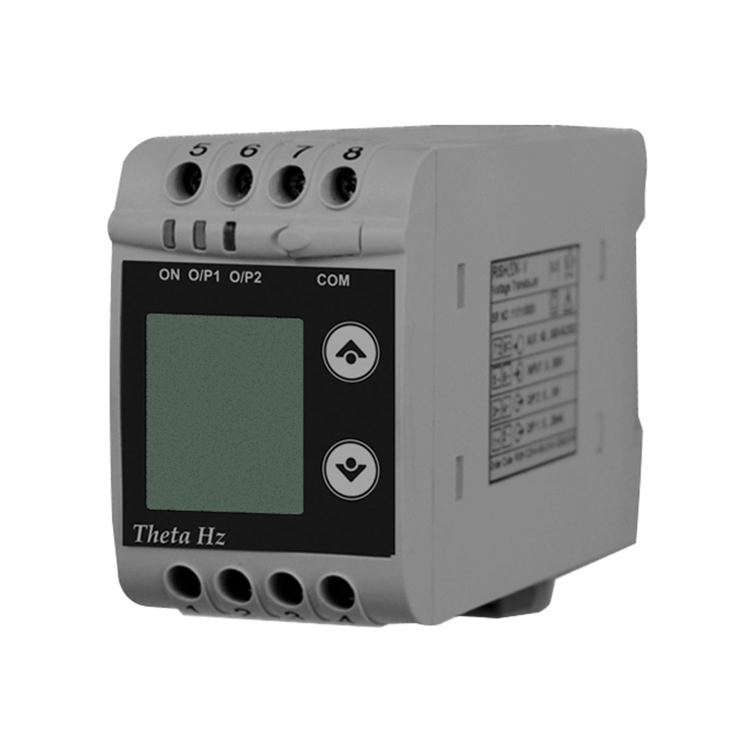 Theta Hz Frequency Transducer