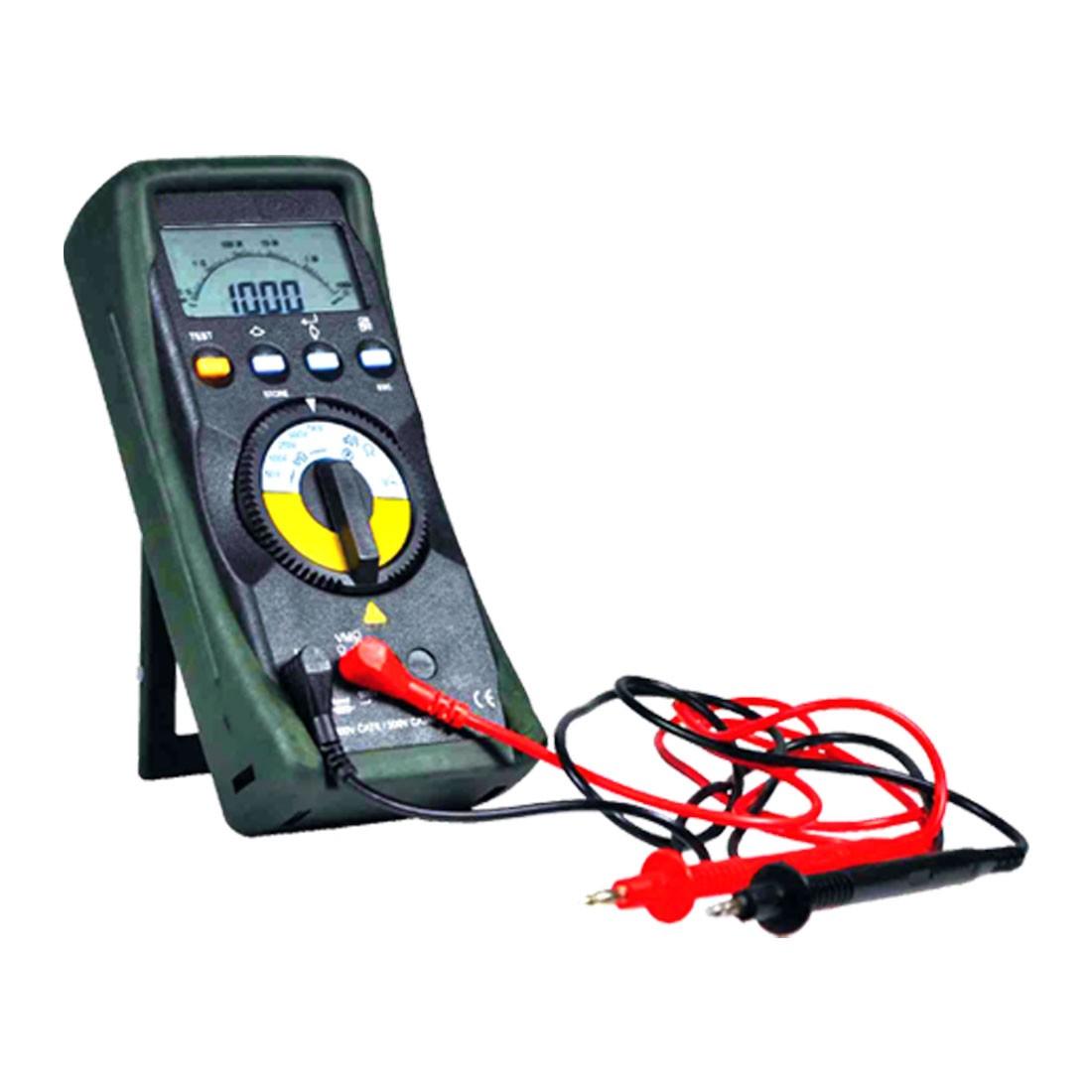 Zeta 20 Handheld Digital Insulation and Continuity Tester