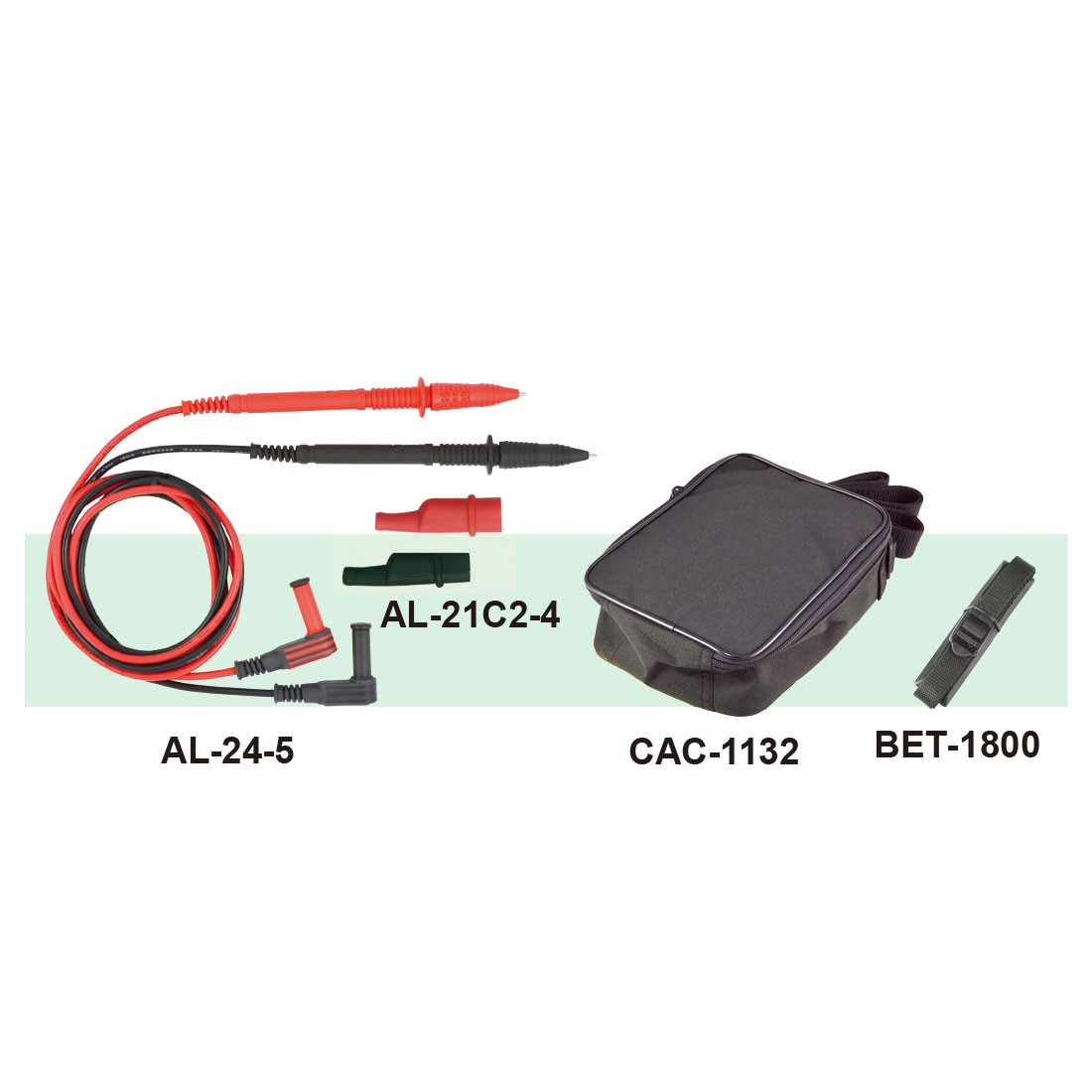 1131IN Series: Analogue (1kV below) Insulation Tester
