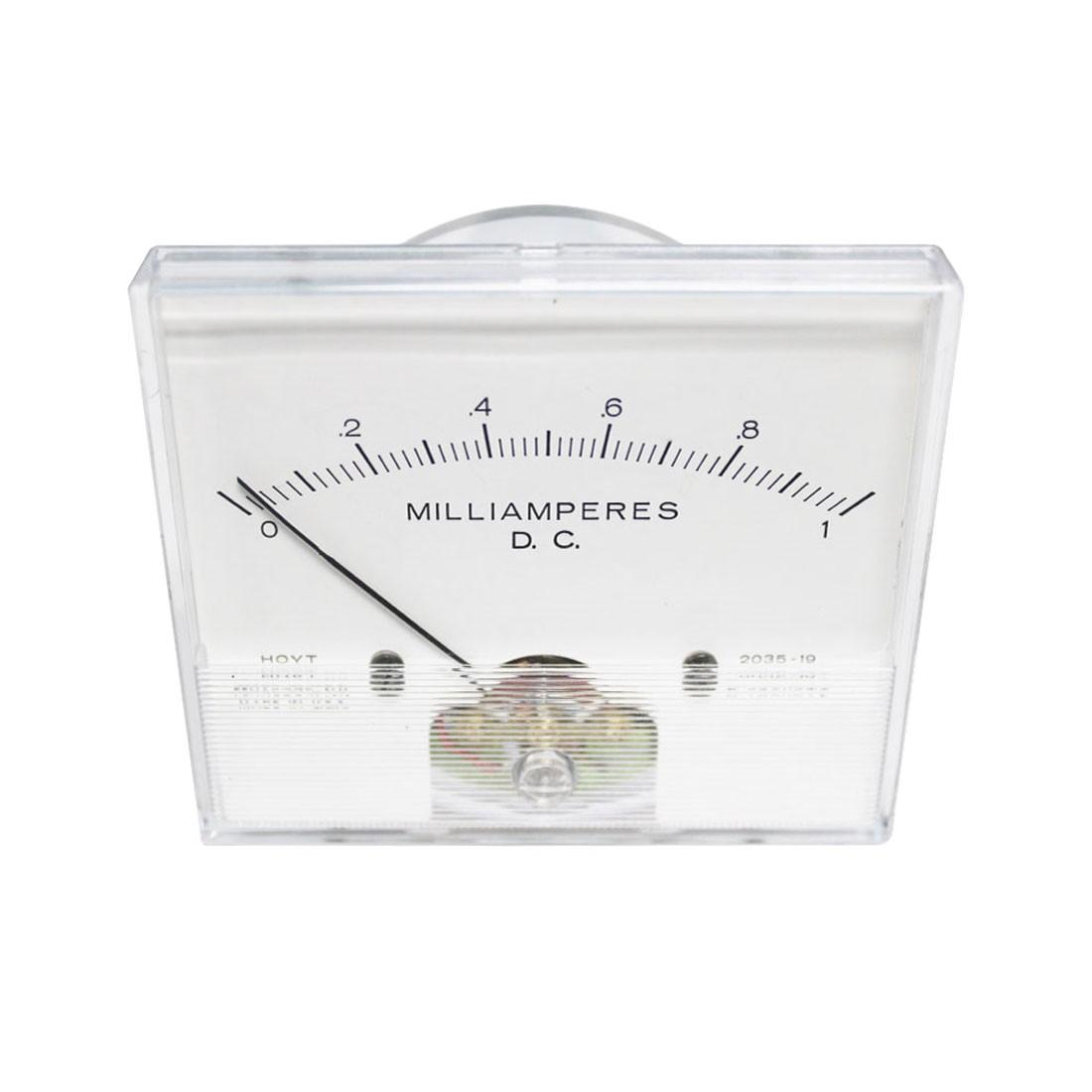 2036R Rectified AC Panel Meter
