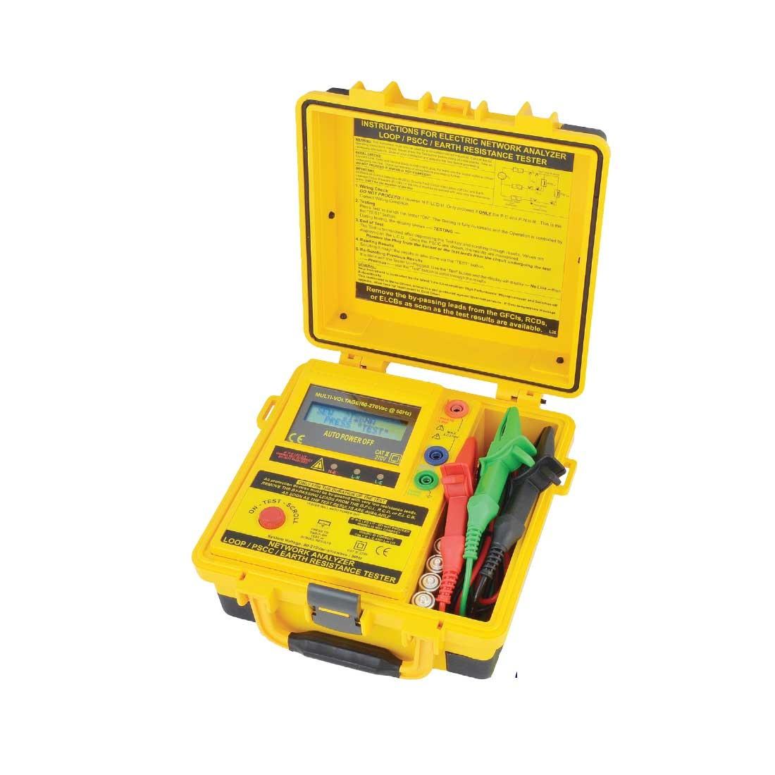 2126NA Electrical Network Analyzer