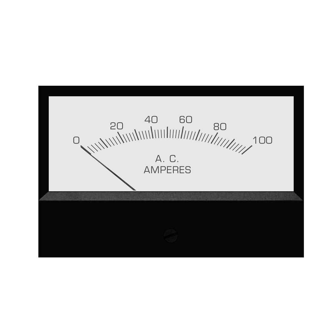 2146 AC Analog Panel Meter - Front View