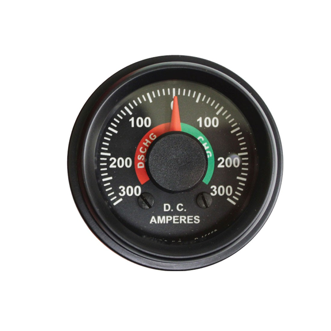 250-20 DC Analog Panel Meter with Custom Dial