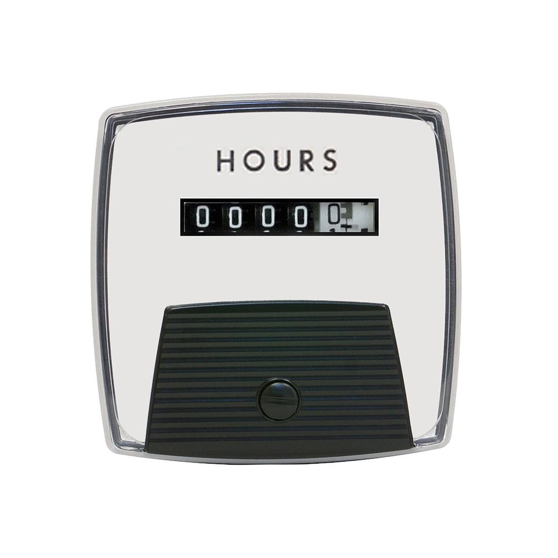 503HRM Elapsed Time Analog Panel Meter