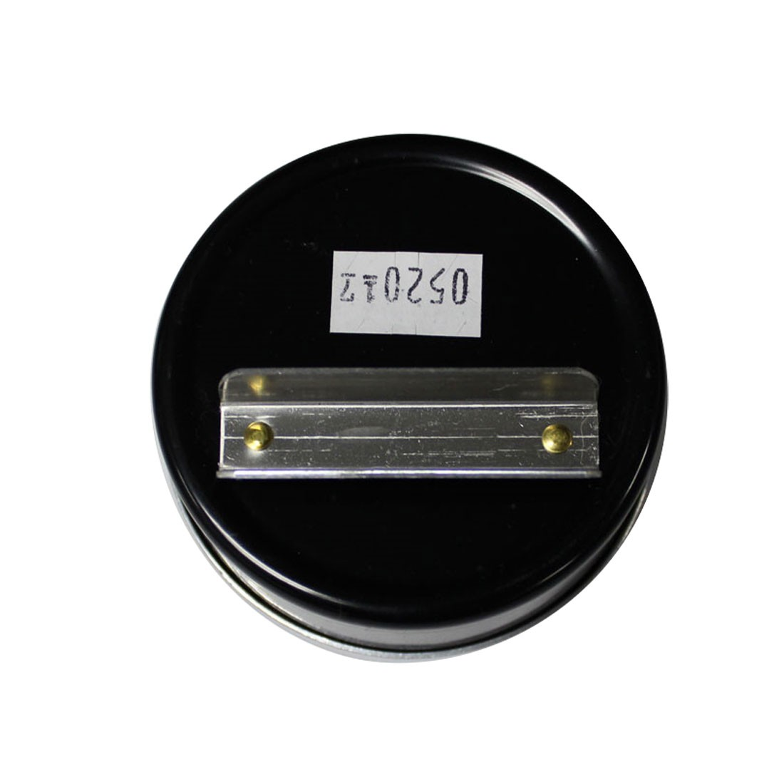 Hoyt 600 Amp Analog Inductive Starter Current Indicator - Front View