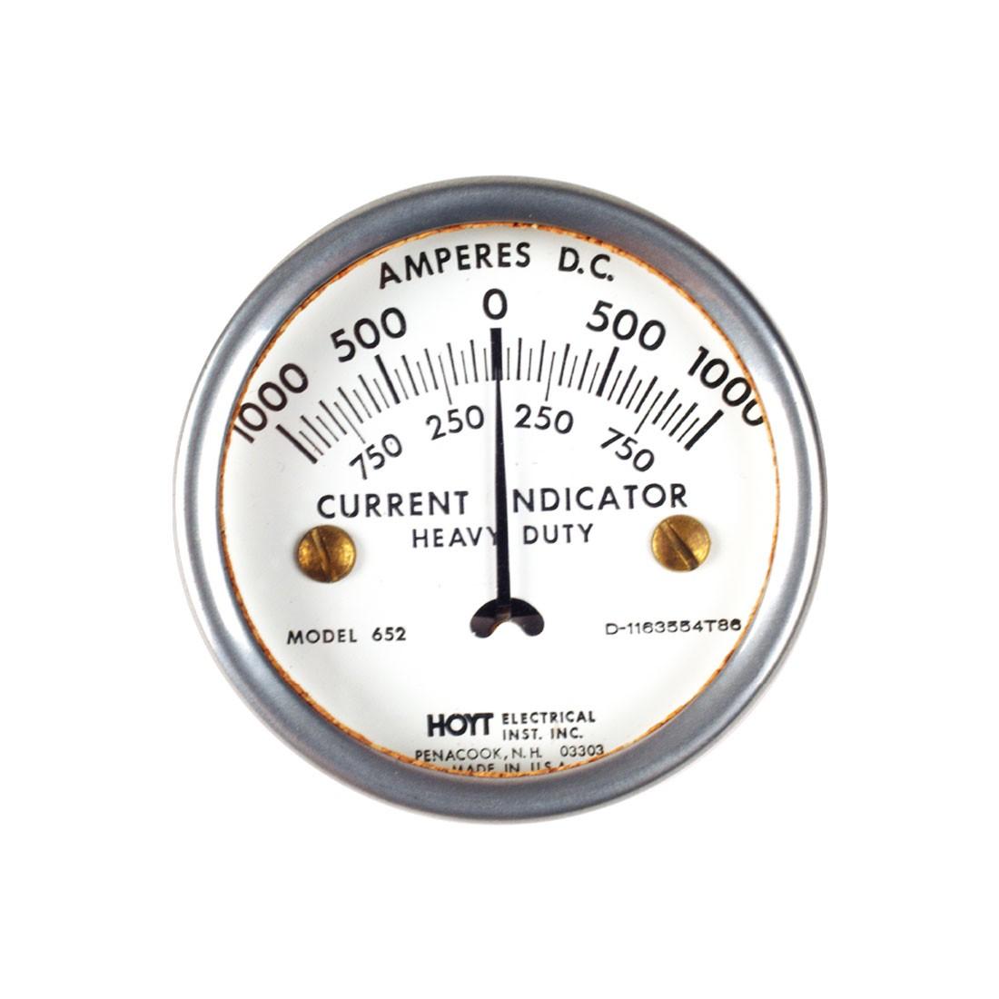 Hoyt 652 - 1000Amp Analog Inductive Starter Current Indicator