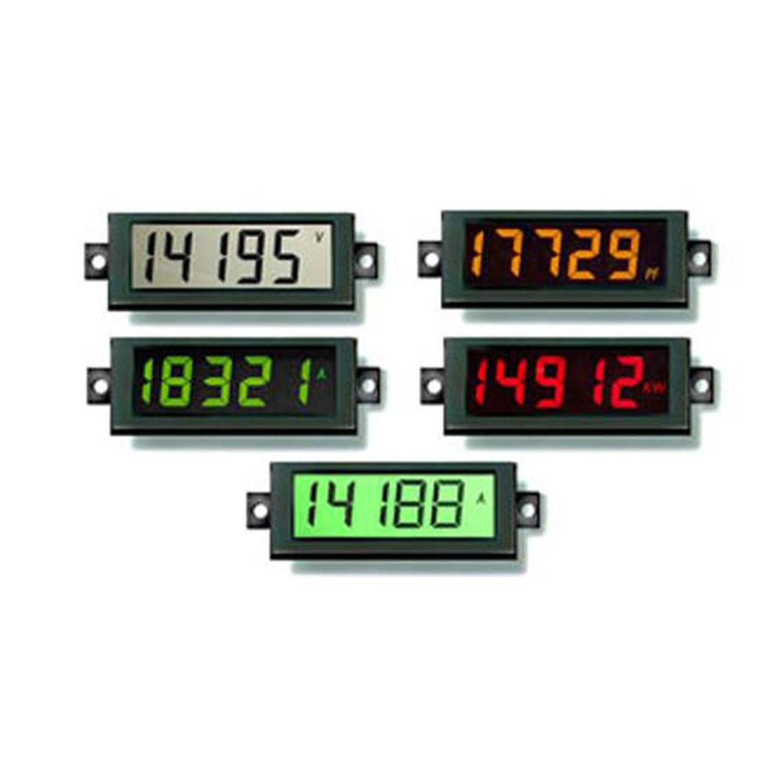 HLPI-4EW Series Loop Powered LCD Digital Panel Meter