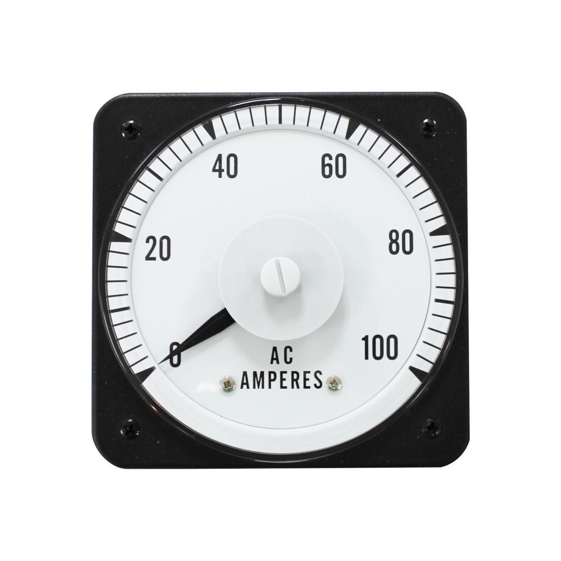HLS-110 AC and DC Analog Panel Meter
