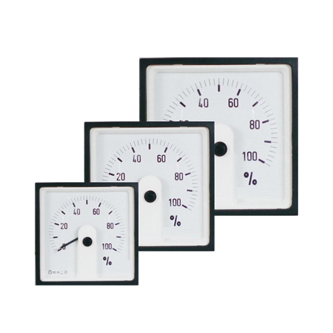HSDGL Series Square AC Analog Panel Meter