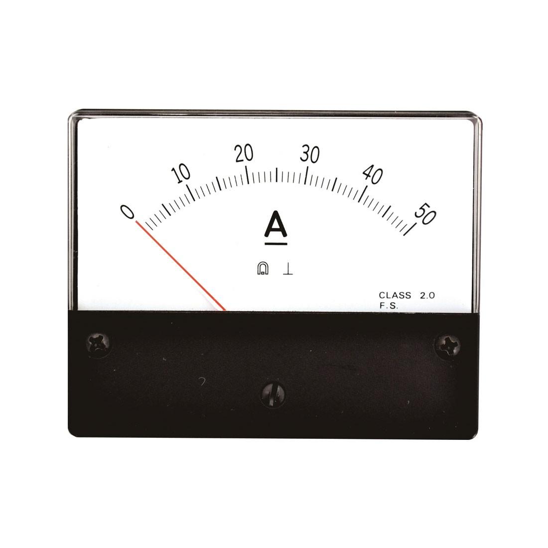 HST-100 AC or DC Analog Panel Meter