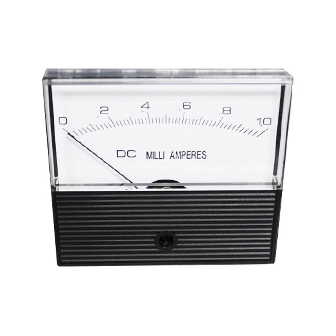 HST-98 AC or DC Analog Panel Meter