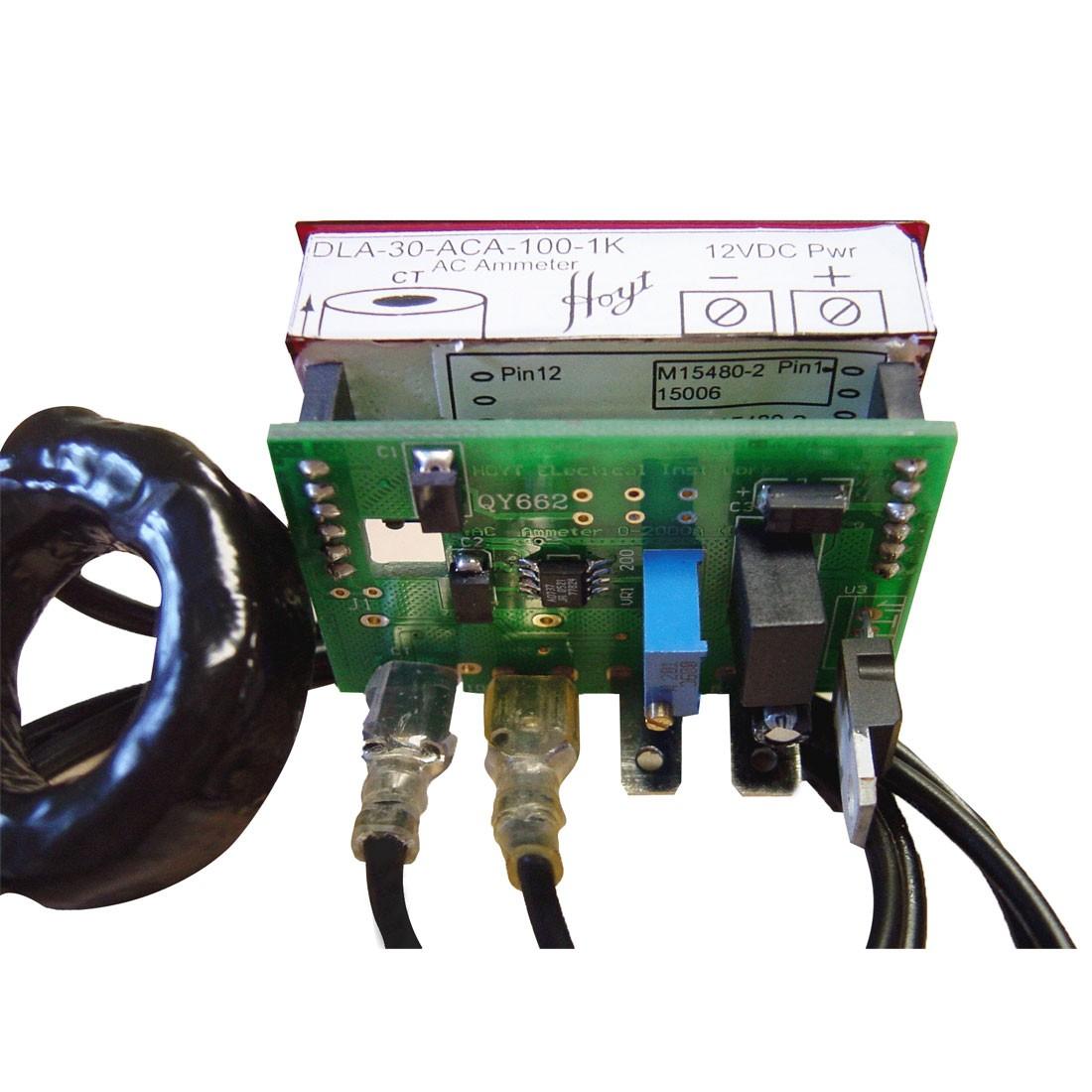 DLA-30-ACA-100-1K LED AC - Front View