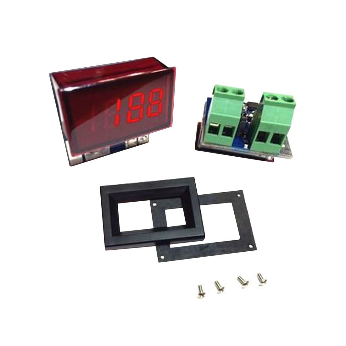 DLA20-DCA Series LED Digital Panel Meter
