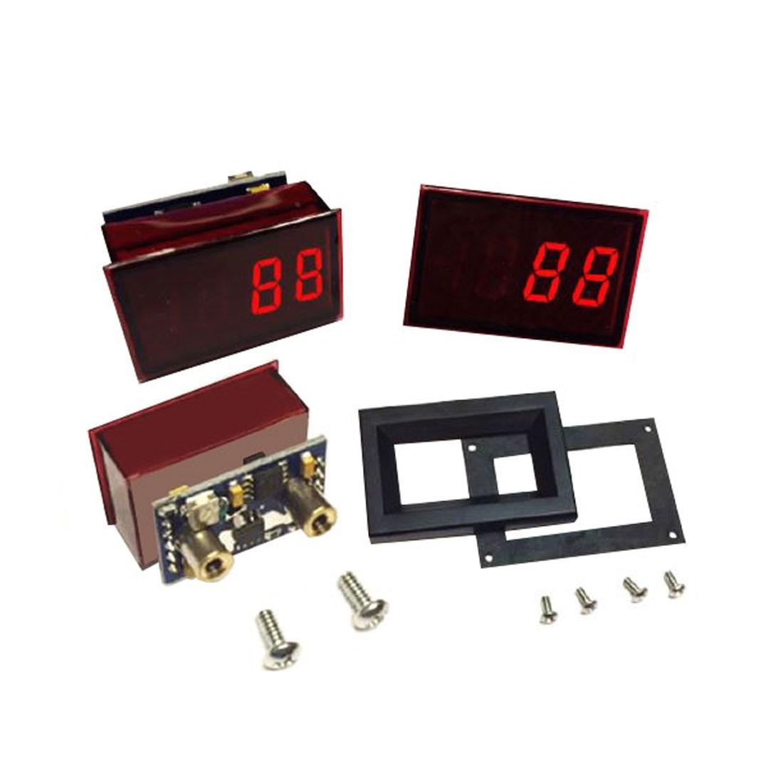 DLA20-LM Series LED Digital Panel Meter