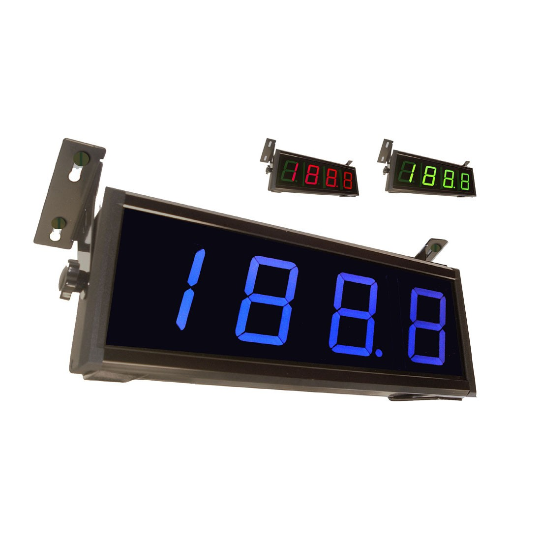 HBDR Series LED Digital Panel Meter