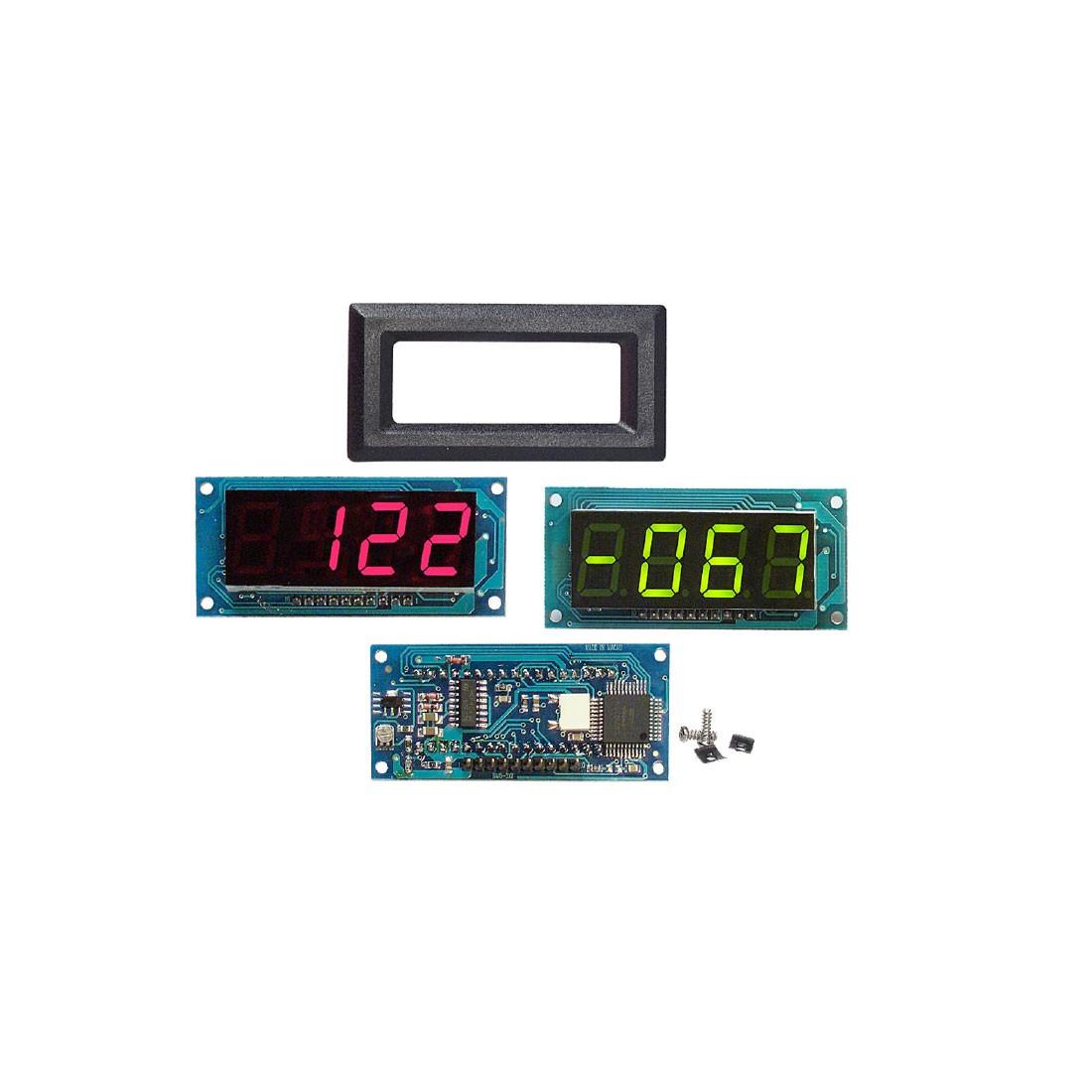 HDMO-3xx Series LED Digital Panel Meter