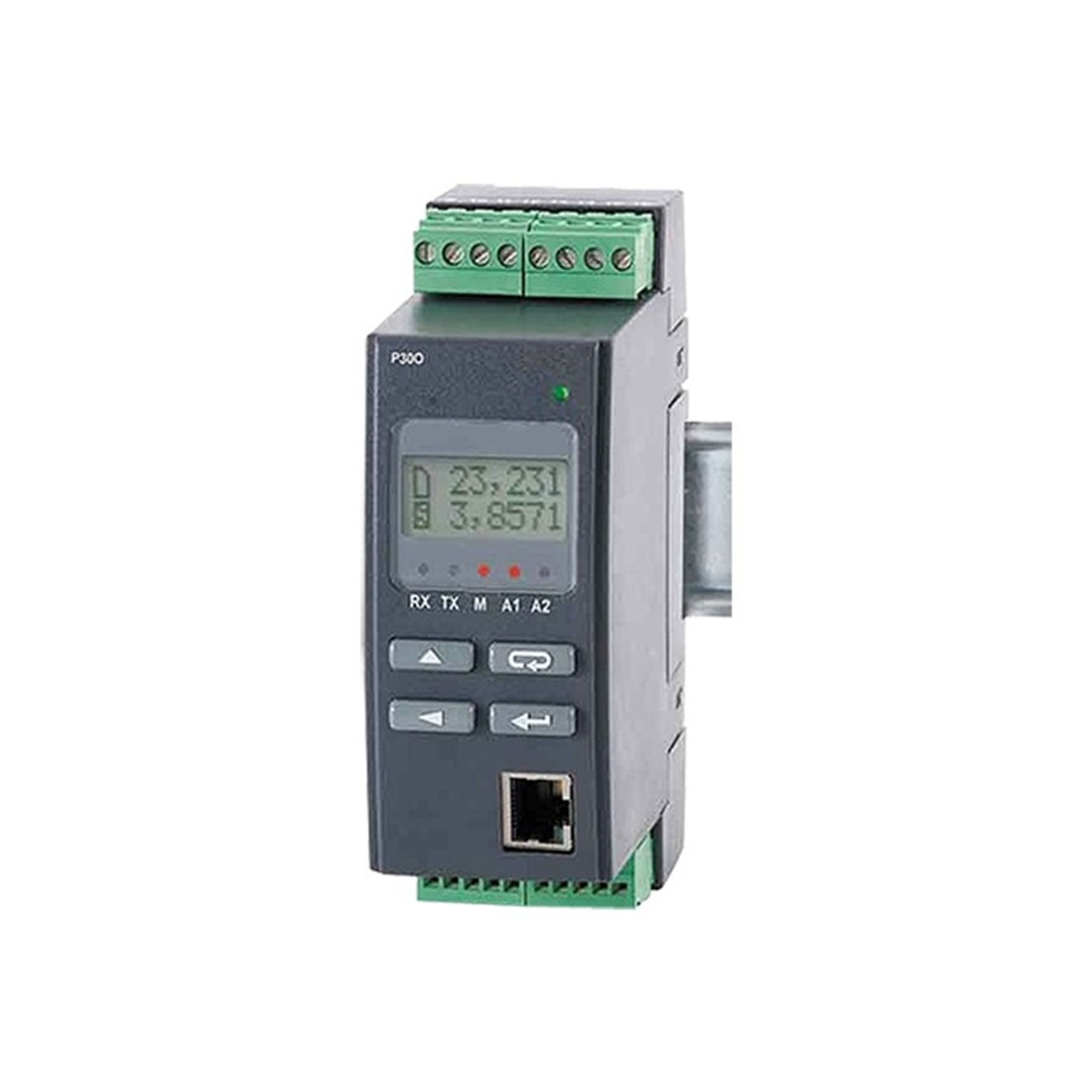 P30O Multifunction Transducer (Pulses, Frequency, Counter, and Time)
