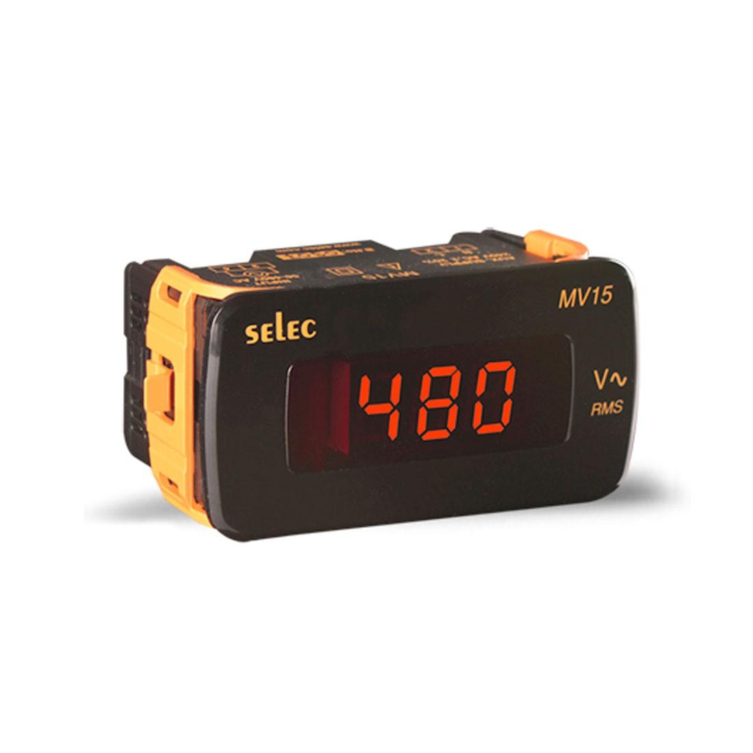 Selec MV15 Voltmeter