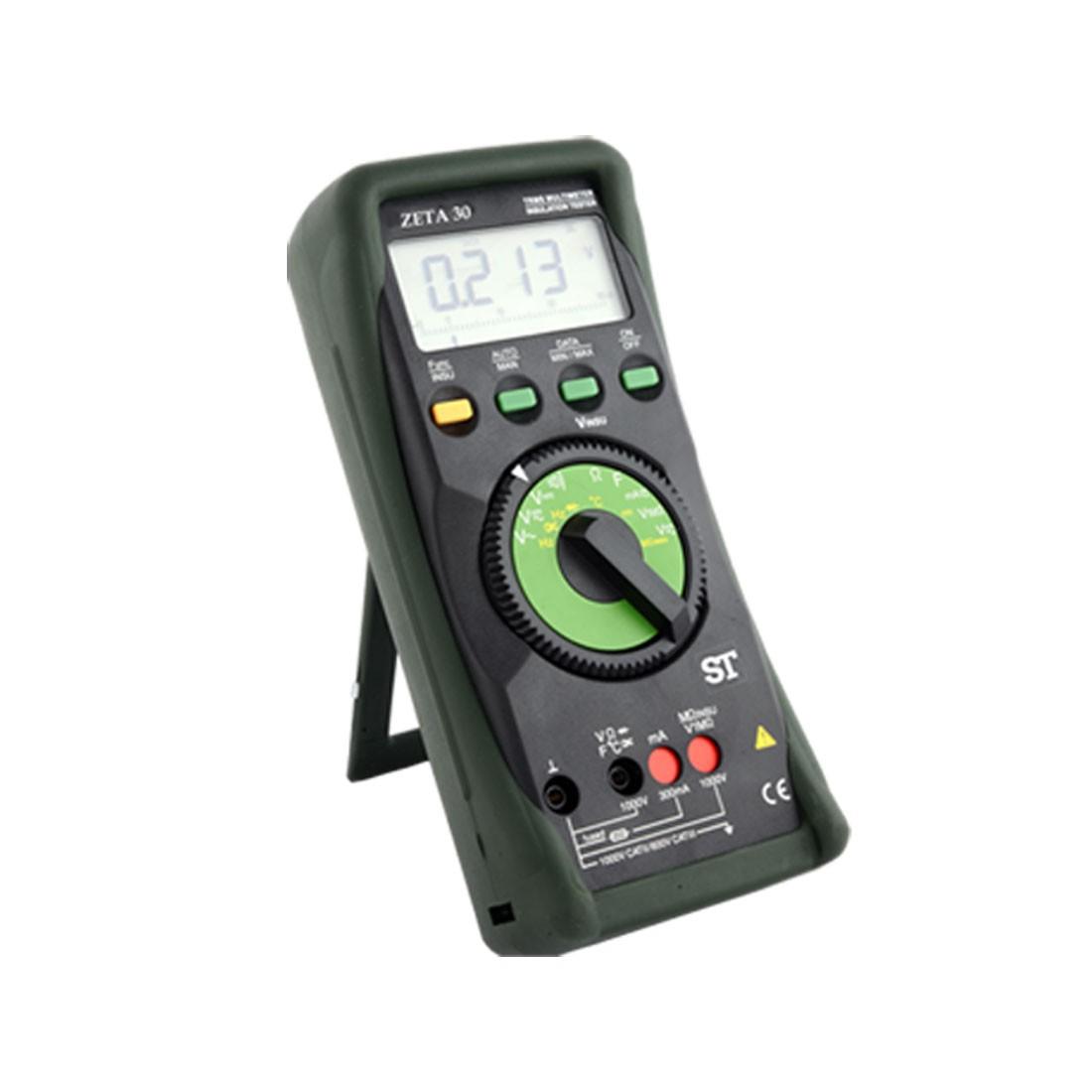 Zeta 30 Handheld Digital Multimeter