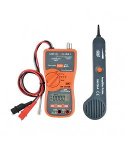 187 MST LAN Cable Tester & Digital Multimeter | Hoyt Meter