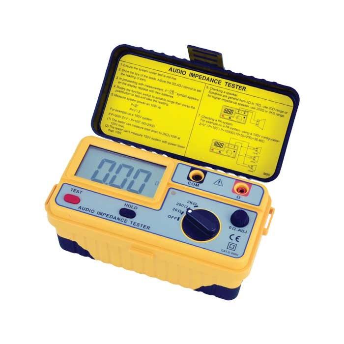 1106 IM Audio Impedance Tester