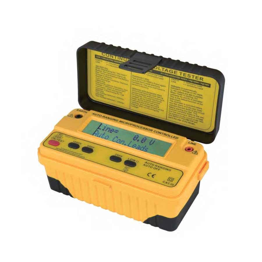 1151IN Insulation & Multifunction Tester(LCD)