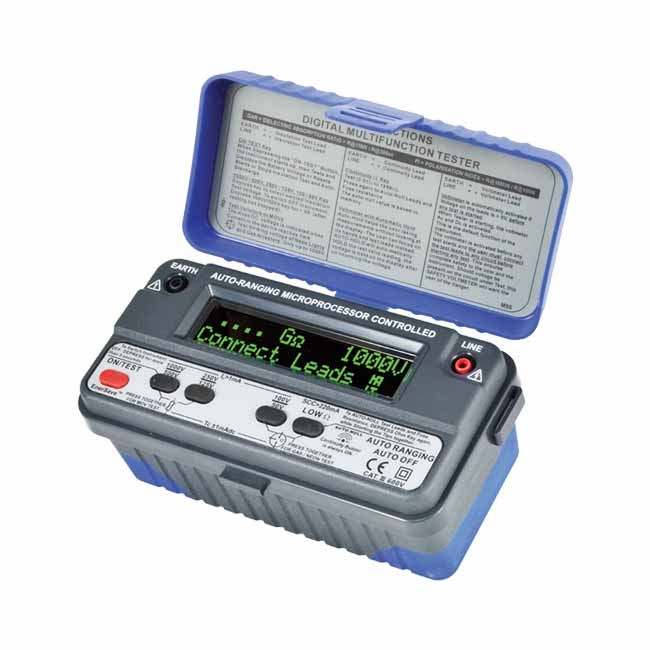 1154 TMF-M Insulation & Multifunction Tester (OLED)