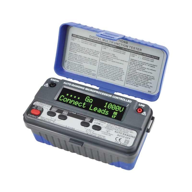 1155 TMF-M Insulation & Multifunction Tester (OLED)