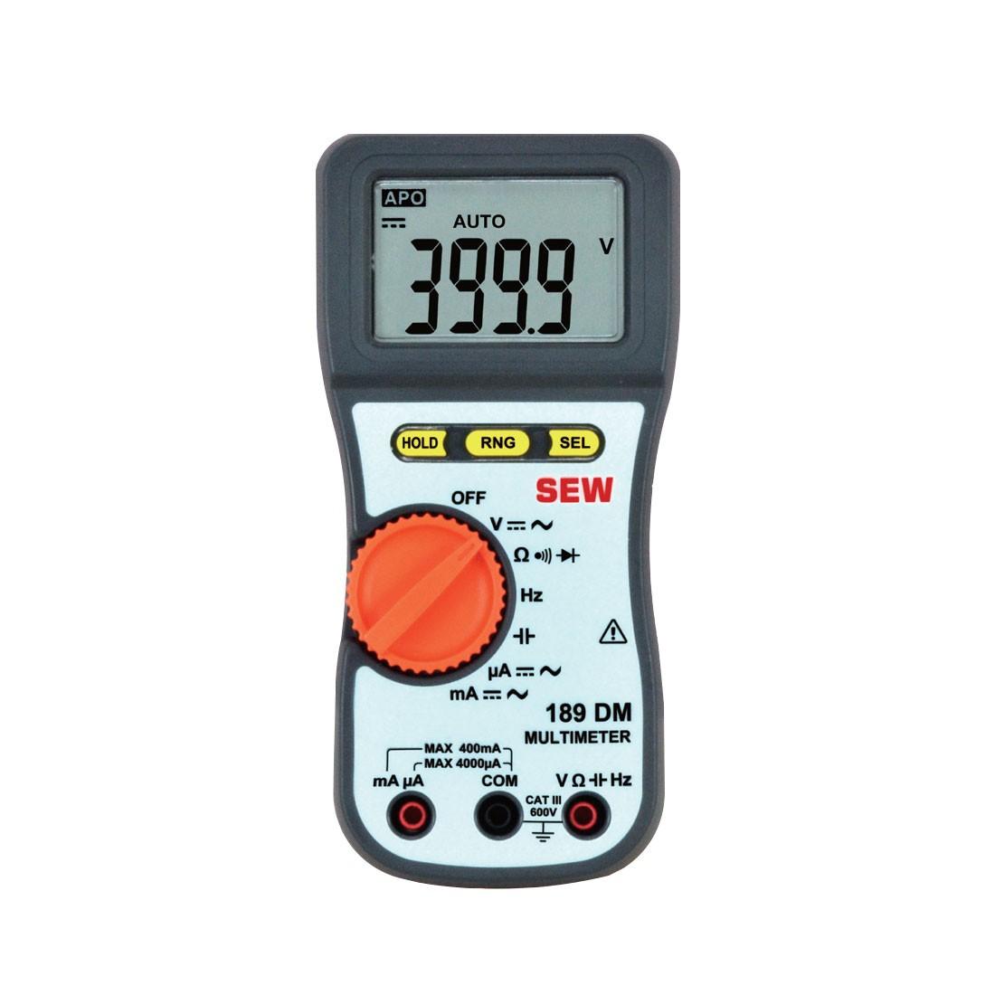 189DM Digital Multimeter
