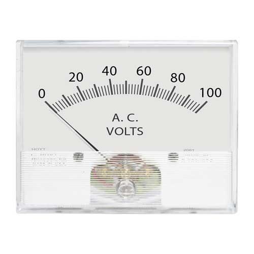 2061 AC Analog Panel Meter