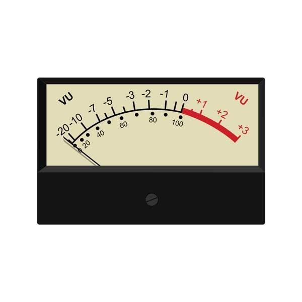 2135VU - Analog VU Meter