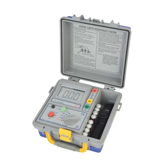 2120 ER 3 Wire Digital Earth Resistance Tester