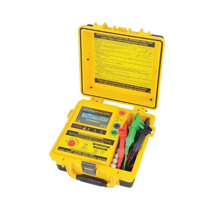 2126 NA Digital Electrical Network Analyzer
