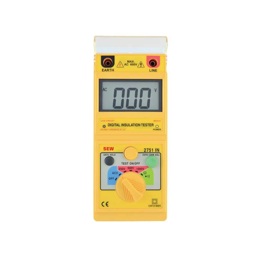 2751 IN Digital Insulation Tester