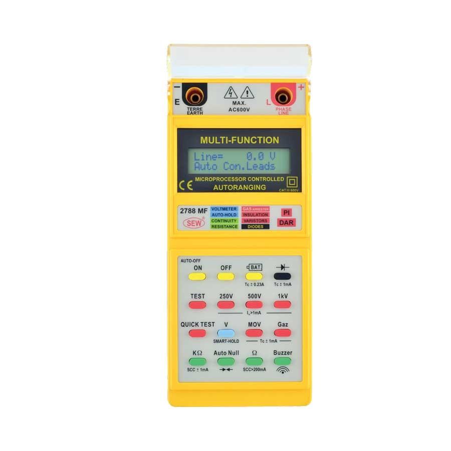 2788 MF Insulation & Multifunction Tester