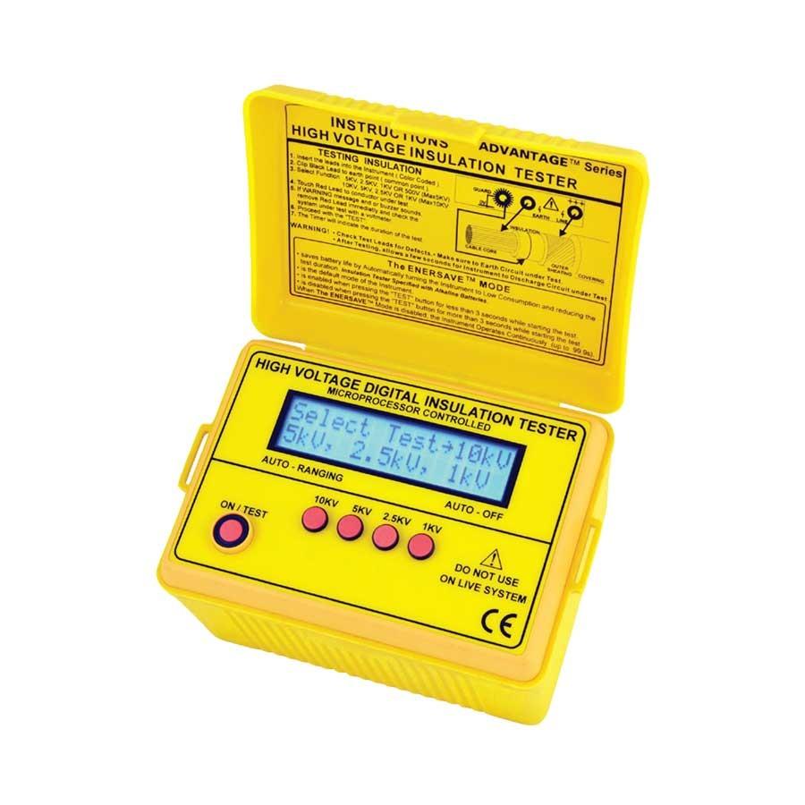 2804 IN Digital Insulation Tester