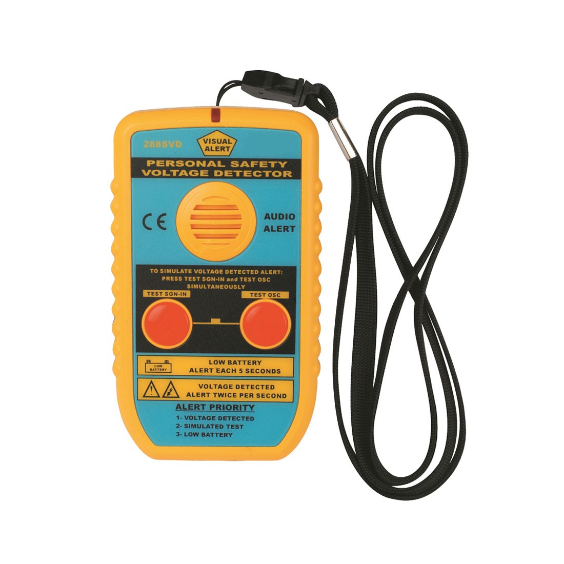 H288SVD Personal Safety Voltage Detector