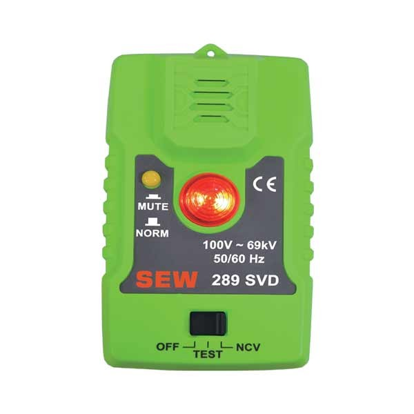 289 SVD Safety Voltage Detector
